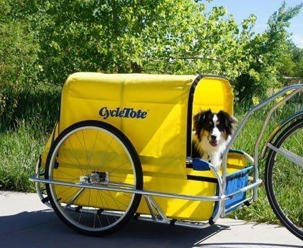 Large Breed Dog Bike Trailer