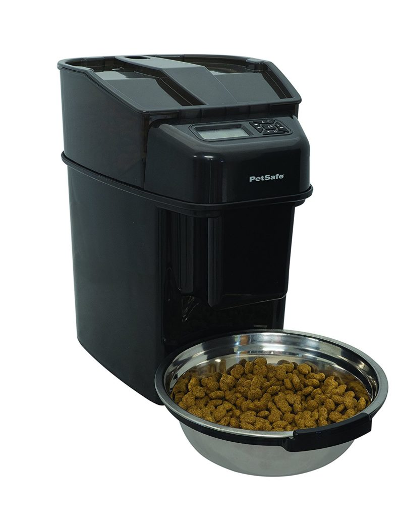 best automatic dog feeder