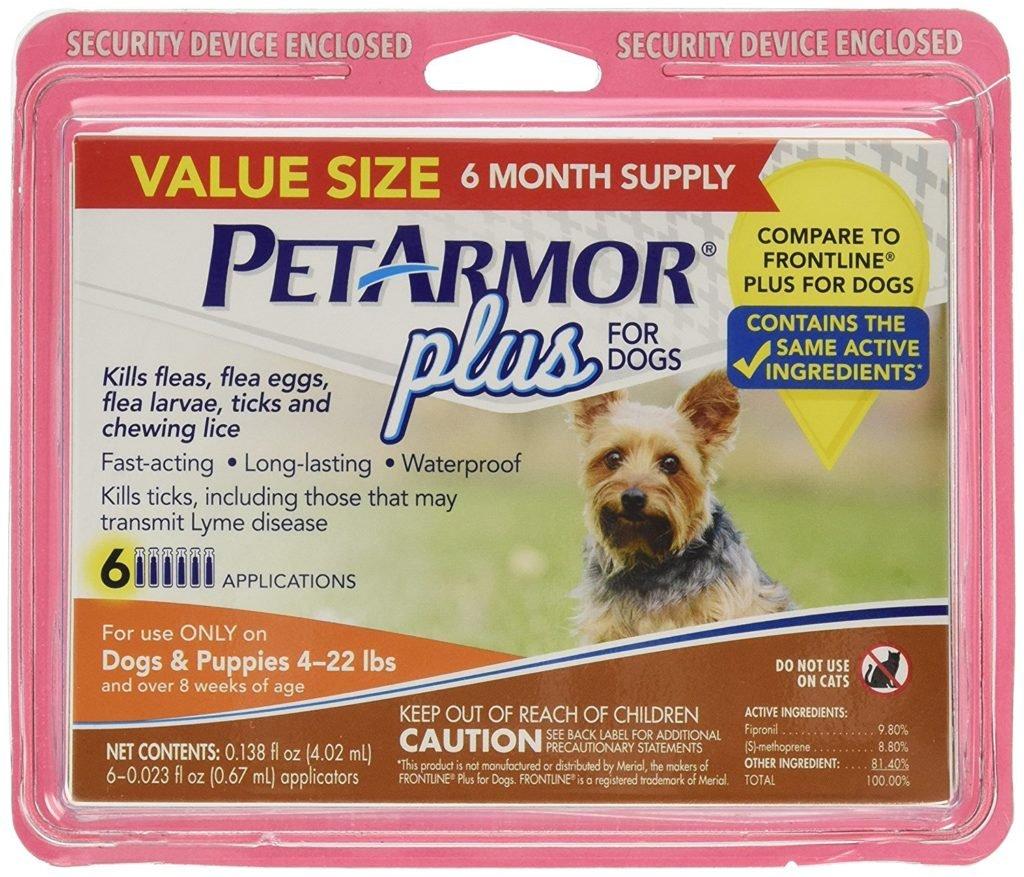 Best Flea Medicine For Dogs 4