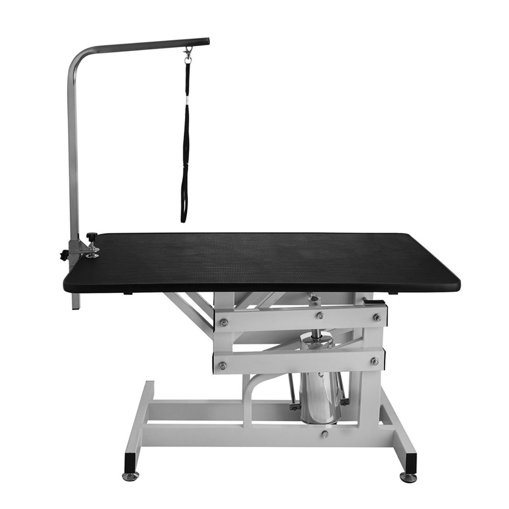 Electric Dog Grooming Table Z-Lift Hydraulic By VEVOR