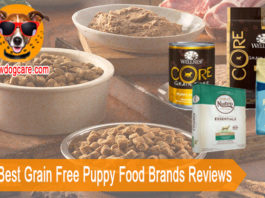 Top 8 Best Grain Free Puppy Food Brands Reviews
