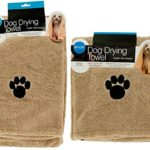 best dog towel for drying dogs by Hometown Basics