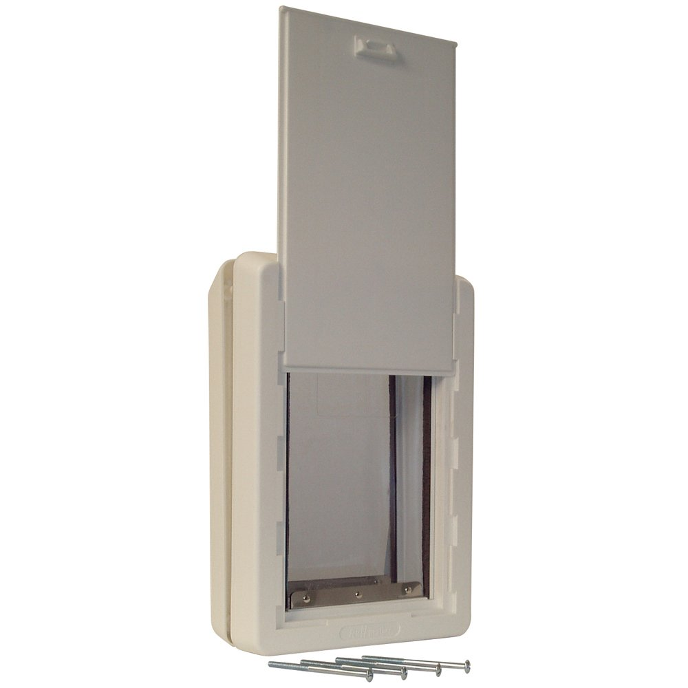 Best Dog Door For Wall By Perfect Pet The All-Weather