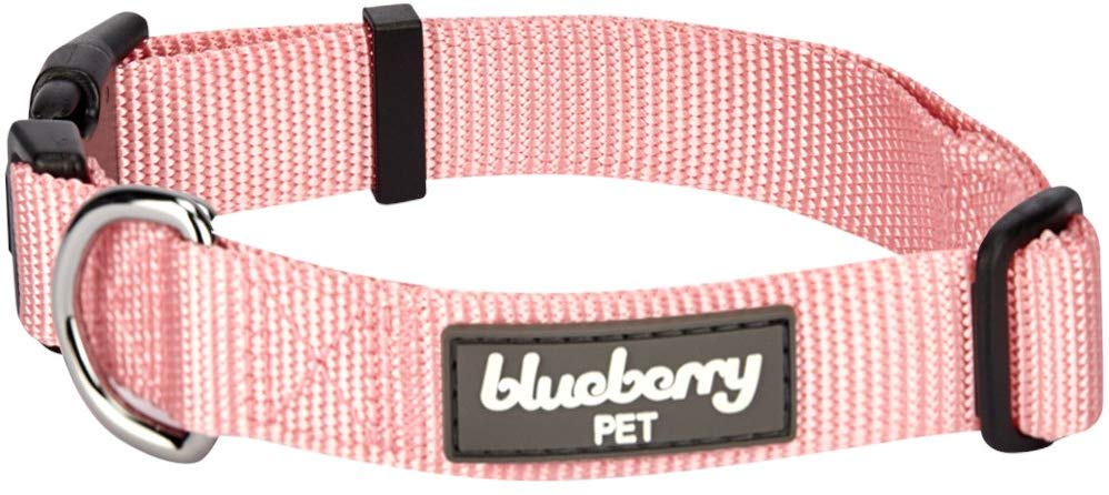 Blueberry Pet Dog Collars with 22 Colors Classic
